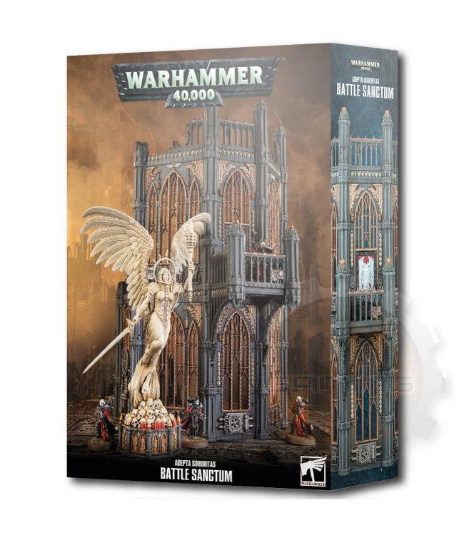 Warhammer 40000 Adepta Sororitas Battle Sanctum