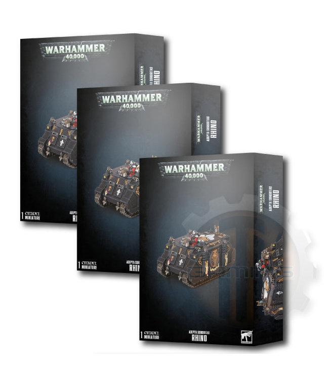 Warhammer 40000 Adepta Sororitas Rhino Bundle