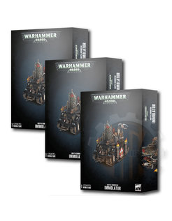 Adepta Sororitas Immolator Bundle