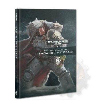 Warhammer 40000 Psychic Awakening: Saga Of The Beast