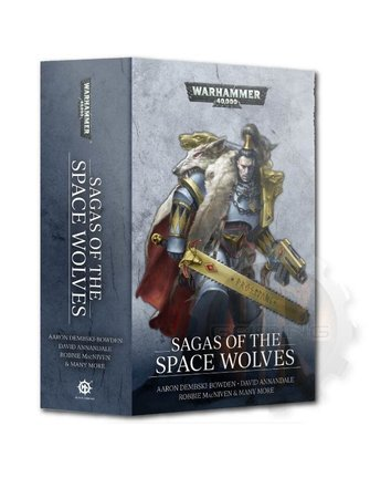 Black Library Sagas Of The Space Wolves (Pb)