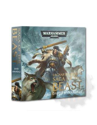 Black Library Ragnar Blackmane Saga Of The Beast (Adb)