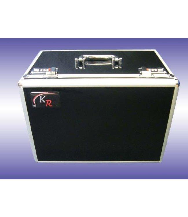 Kaiser Rushforth Double Alluminium Black Cases