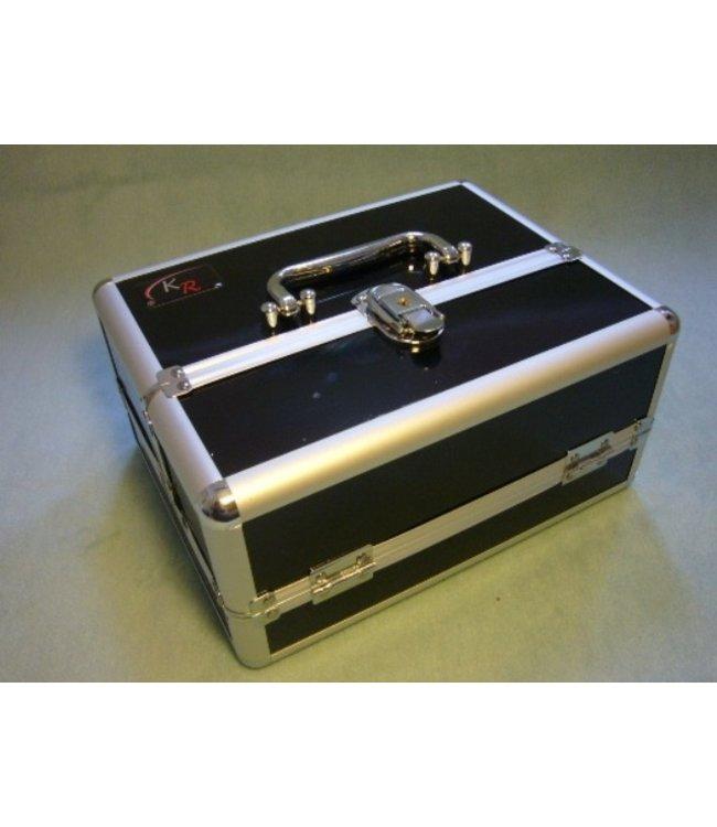 Kaiser Rushforth Half Width Alluminium Black Cases
