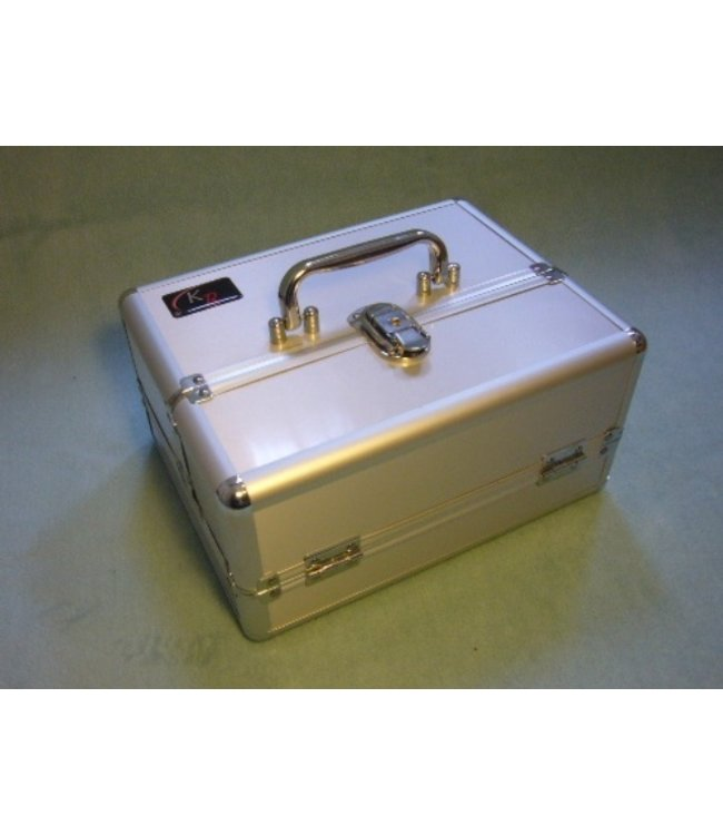 Kaiser Rushforth Half Width Alluminium Silver Cases