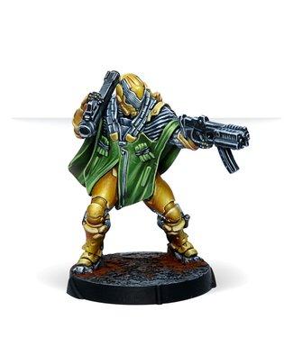 Infinity Zhencha, Armored Reconnaissance Regiment (Submachine Gun)