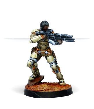 Infinity Namurr Active Response Unit (Spitfire)
