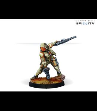 Infinity Mukhtar, Active Response Unit (Boarding Shotgun)