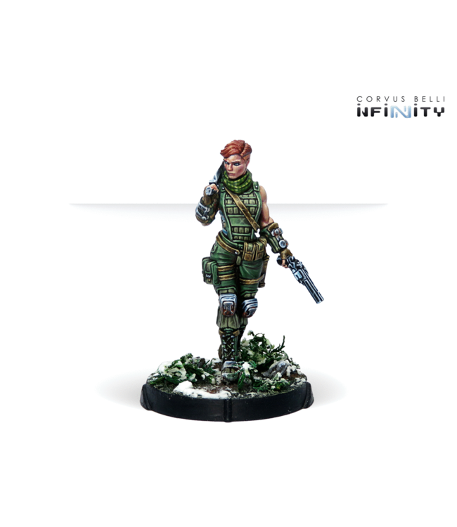 Infinity Intel Spec-Ops (Heavy Pistol, Sniper)