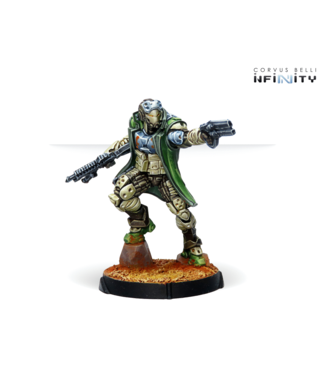 Infinity Hortlak Jannisaires (Submachine gun)