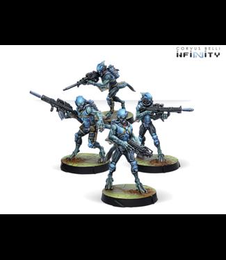 Infinity Helot Militia