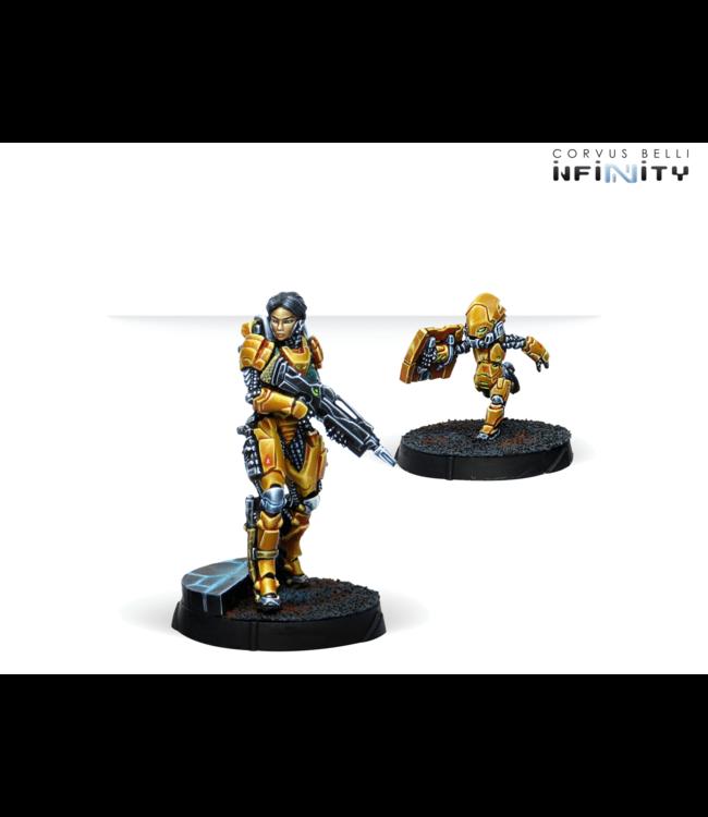 Infinity Tai Sheng, Zúyŏng Invincibles NCO (Breaker Rifle)
