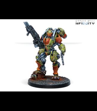 Infinity Mówáng Troops (MULTI Rifle/ Red Fury)