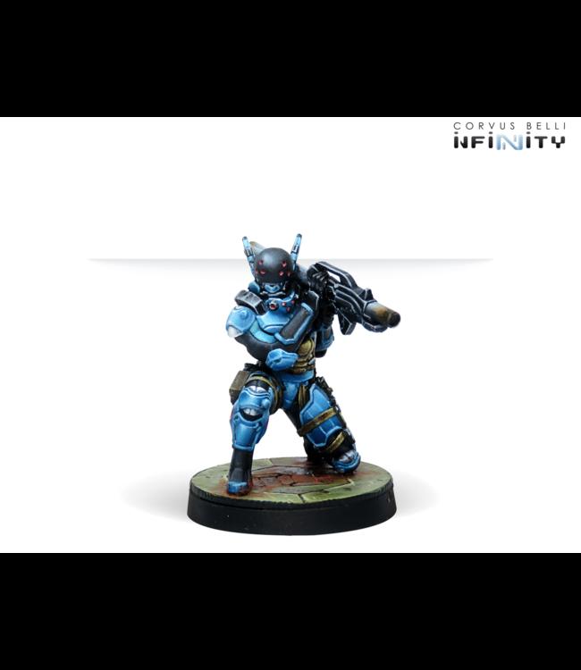 Infinity Echo-Bravo, Fast Intervention Unit (Light Rocket Launcher)