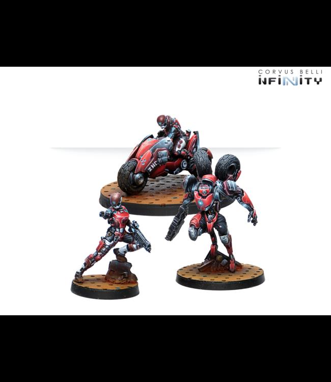 Infinity Fast Offensive Unit Zondnautica