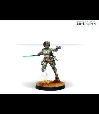 Infinity Namurr Active Response Unit (Heavy Pistol, E/M CCW)