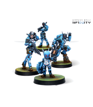 Infinity ORC Troops