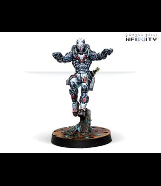 Infinity Perseus, Rogue Myrmidon (Two Pistols)