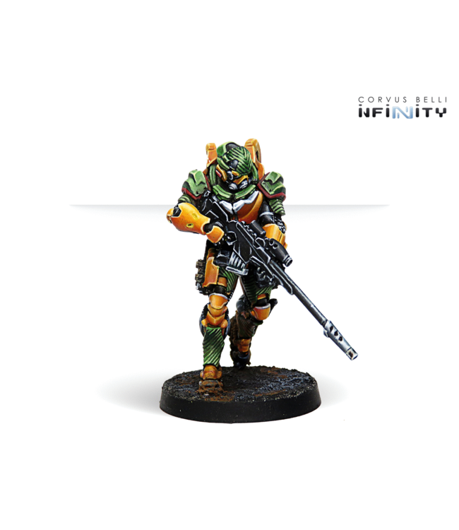 Infinity Hâidào Special Support Group (MULTI Sniper Rifle)