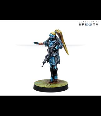 Infinity Zulu-Cobra, Special Recon & Intervention Team (Hacker)