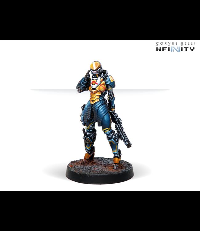 Infinity Daoying Operative Control Unit (Hacker)