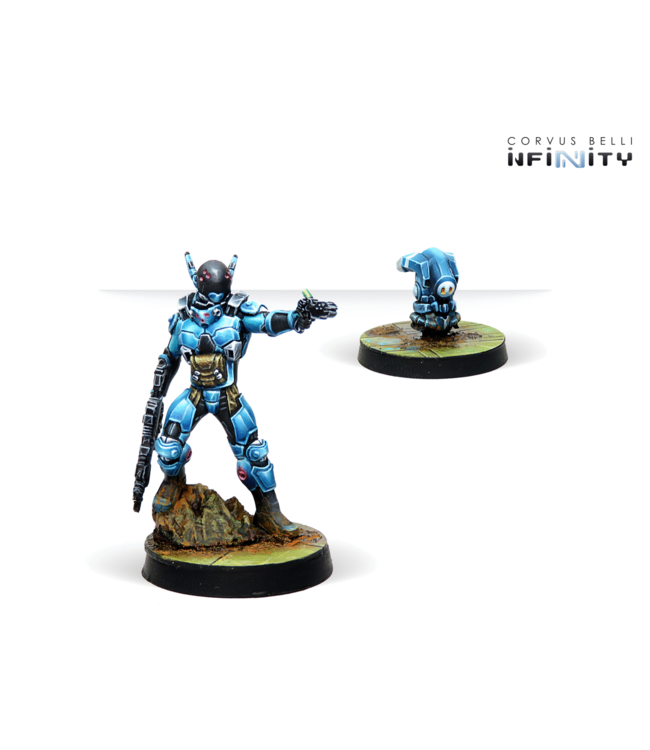Infinity Echo-Bravo, Fast Intervention Unit (Paramedic)