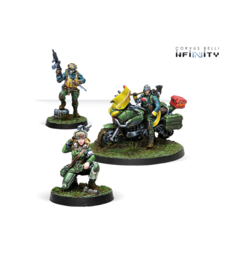 Infinity Ariadna Support Pack