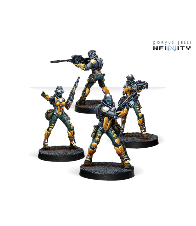 Infinity Celestial Guards