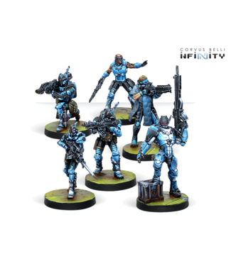 Infinity Varuna Immediate Reaction Division (Panoceania Sectorial Starter Pack)