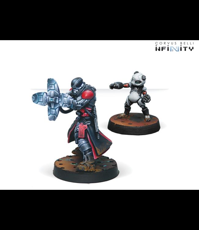 Infinity Hecklers (Combi Rifle)