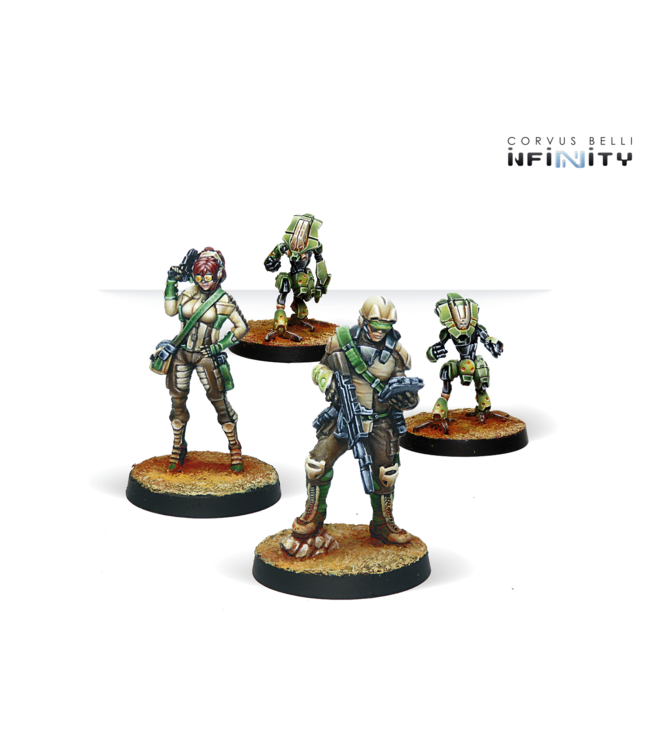 Infinity Haqqislam Support Pack