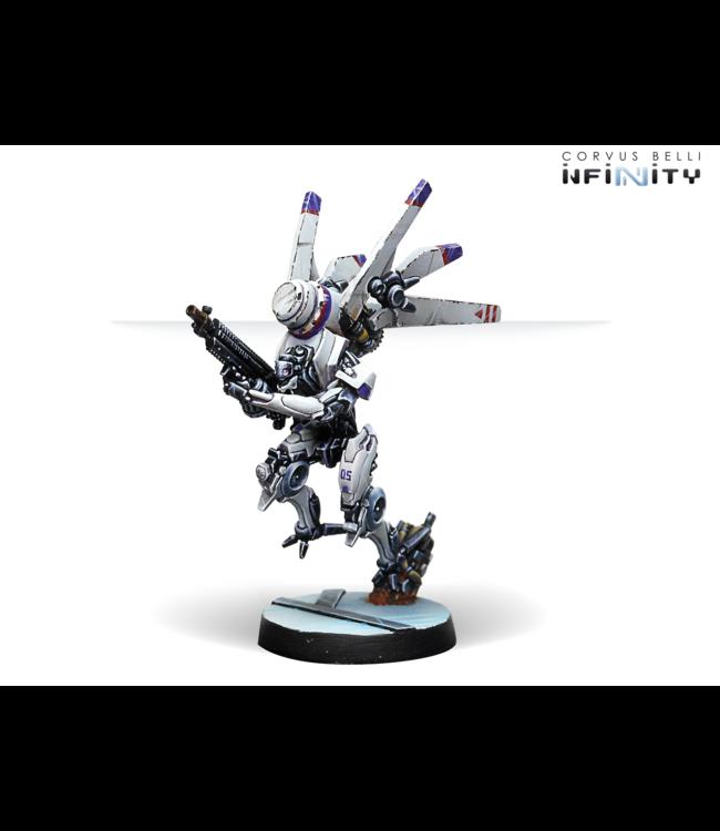 Infinity Garuda Tactbots (Boarding shotgun)