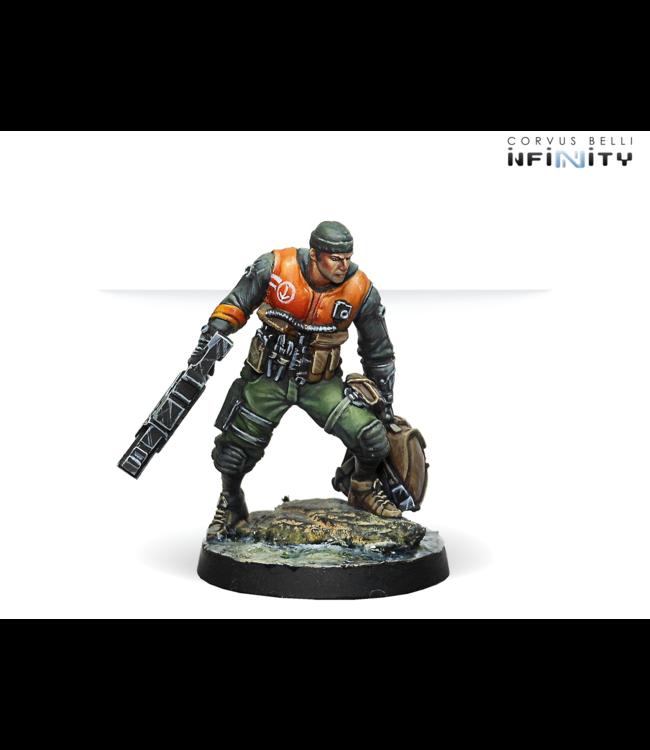 Infinity Irmandinhos (Chain rifle)