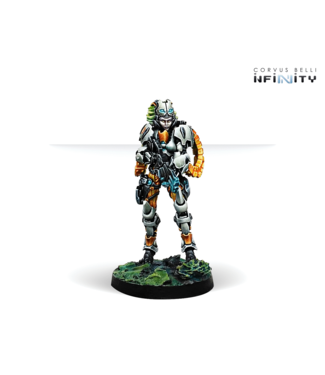 Infinity Neema Saatar, Ectros Regiment Officer (Spitfire)