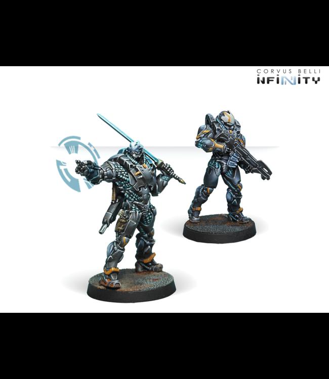Infinity Hac Tao Special Unit (Hacker / HMG)