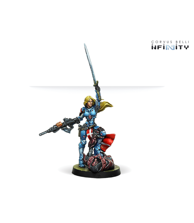 Infinity Jeanne d´Arc (MULTI Rifle)