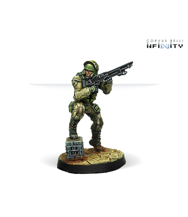 Infinity Intel Spec-Ops (Grunt version)