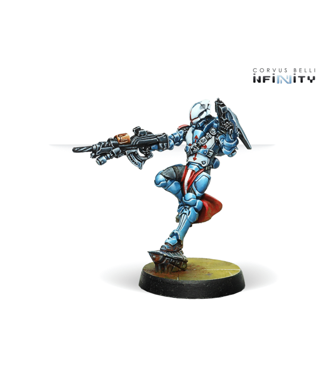Infinity Crusader Brethren (MULTI Rifle + Light FT)