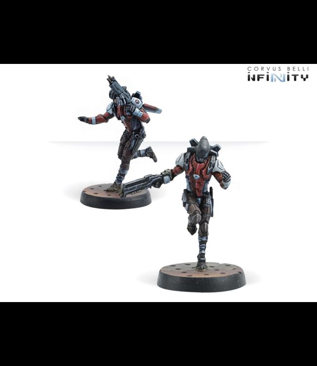 Infinity Hellcats (Hacker / Boarding Shotgun)