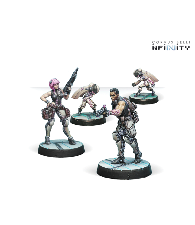 Infinity Dactyls, Steel Phalanx Support Pack