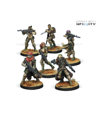 Infinity Haqqislam Starter Pack