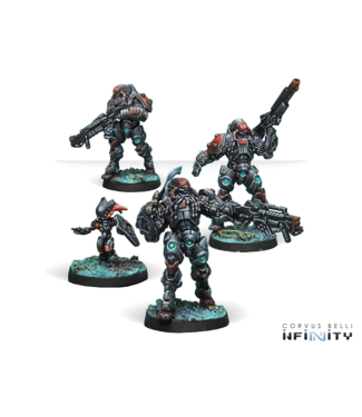 Infinity Suryats, Assault Heavy Infantry