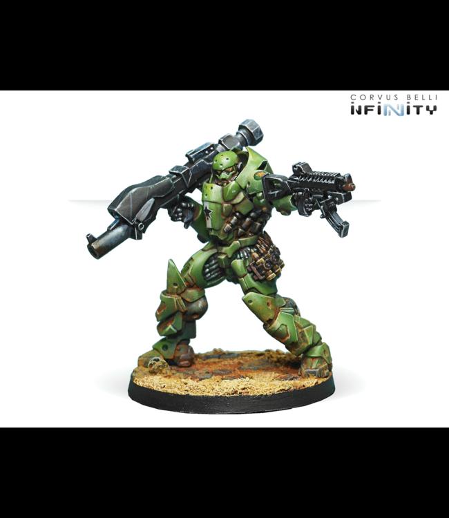 Infinity Heavy Assault Regiment Al Fasid (Heavy RL)