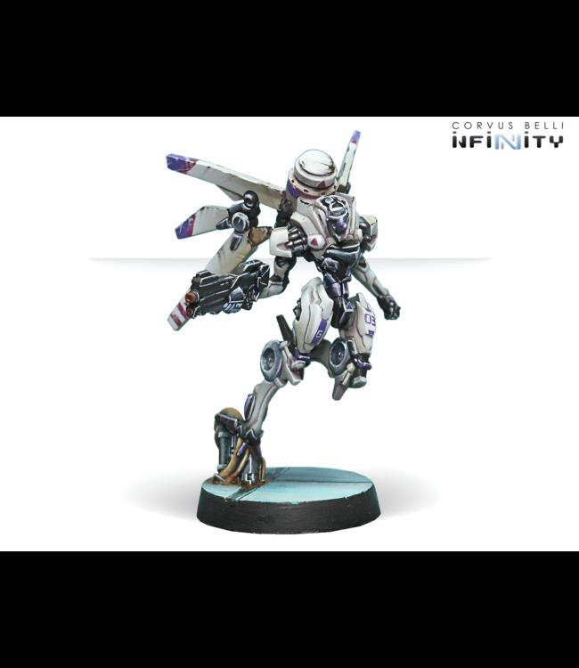 Infinity Garuda Tactbots (Spitfire)