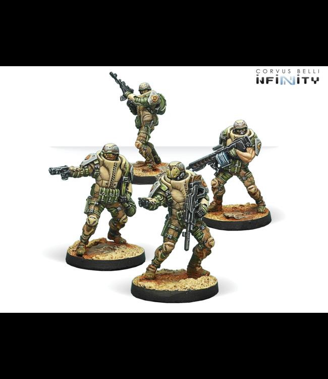 Infinity Djanbazan Tactical Group
