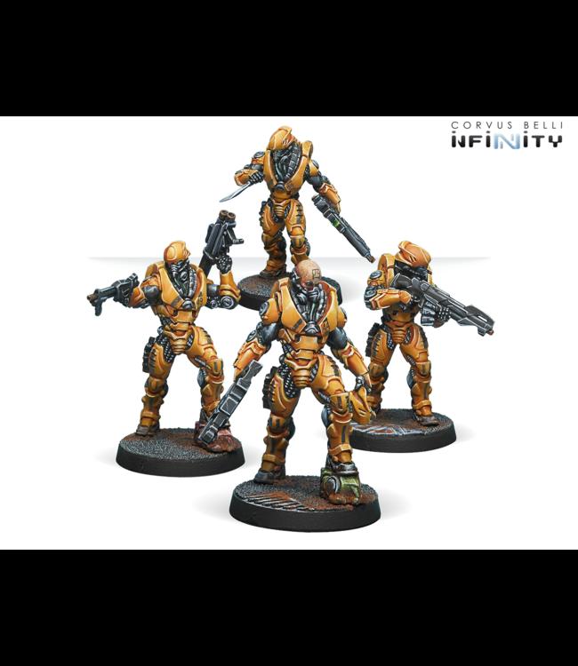 Infinity Wu Ming Assault Corps