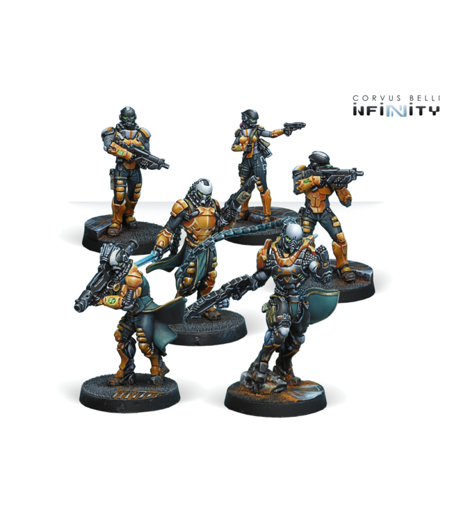 Infinity Imperial Service (Yu Jing Sectorial Starter Pack)