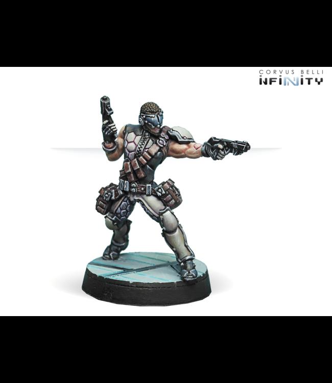 Infinity Acmon,Sergeant of Dactyls (2 Breaker Pistols)