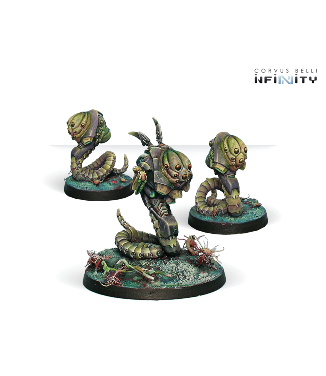 Infinity Combined Army Support Pack