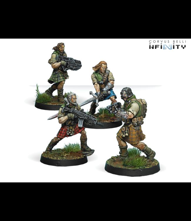 Infinity 45th Highlander Rifles
